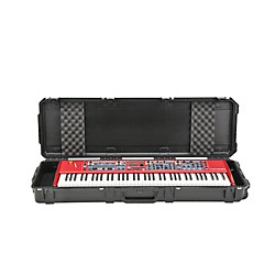 SKB Waterproof Injection-Molded 76-Note Keyboard Case (3I-5014-KBD)
