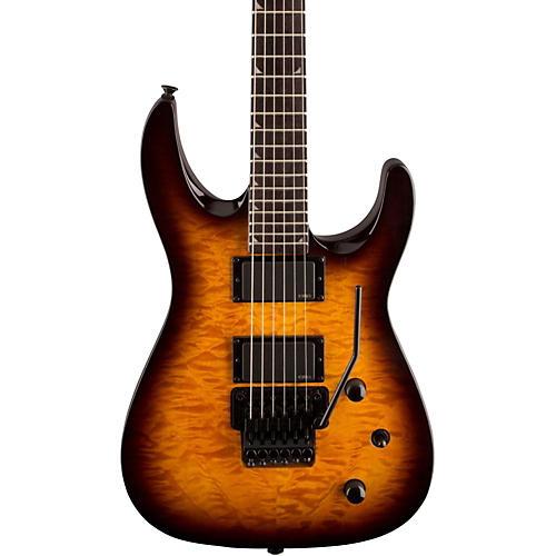Jackson SLATXMGQ3-6 Soloist X Series Quilt Maple Top Electric Guitar-thumbnail