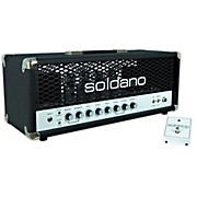 Soldano SLO100 100W Tube Guitar Head with Depth