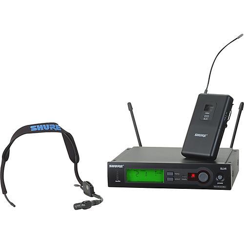 Shure SLX14/WH30 Headset Wireless Sys-thumbnail