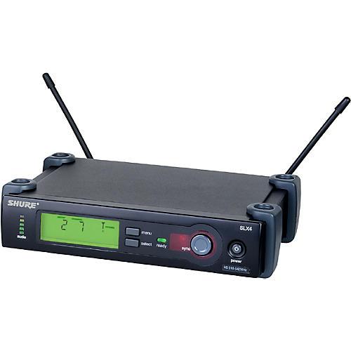 Shure SLX4 Wireless Diversity Receiver-thumbnail