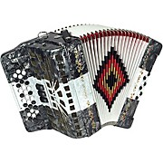 SofiaMari SM-3412 34-Button 12 Bass Accordion FBE