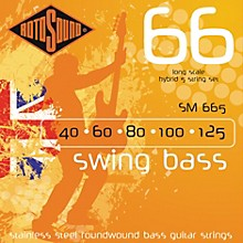 Rotosound SM665 Swing Bass 5-String RoundwoundBass Strings