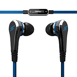 SMS Audio STREET by 50 Wired Earbuds (SMS-EB-BLK)
