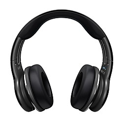 SMS Audio SYNC by 50 Wireless Over-Ear Headphones (SMS-WS-BLK)