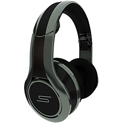 SMS Audio Street by 50 Cent Wired DJ Headphones (SMS-DJ-GRY)