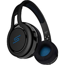 SMS Audio Street by 50 Cent Wired On-Ear Headphones (SMS-ONWD-BLK)