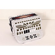 SofiaMari SMTT-3412, Two Tone Accordion