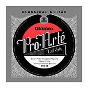 D'Addario SNN-3B Pro-Arte Normal Tension Classical Guitar Strings Half Set