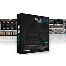 Cakewalk SONAR Platinum Upgrade from SONAR Professional