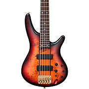 Ibanez SR805 5-String Electric Bass Guitar