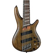 Ibanez SRFF806 Fanned-Fret Six-String Electric Bass Guitar