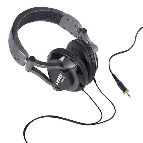Shure SRH550DJ DJ Headphones-thumbnail