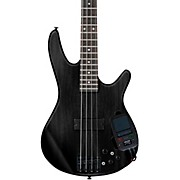 Ibanez SRKP4 with Korg Mini Kaoss Pad 2 Electric Bass Guitar