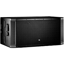 "JBL SRX828SP Dual 18"" Powered Subwoofer"