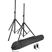 On-Stage Stands SSP7855 Professional Speaker Stand Pak