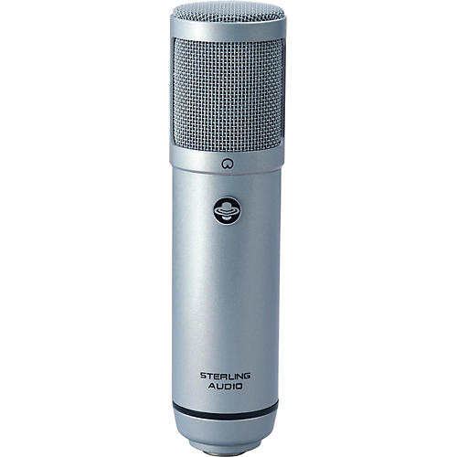 Sterling Audio ST51P Large Diaphragm Condenser Microphone-thumbnail