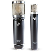 Sterling Audio ST55 / ST31 Condenser Mic Package