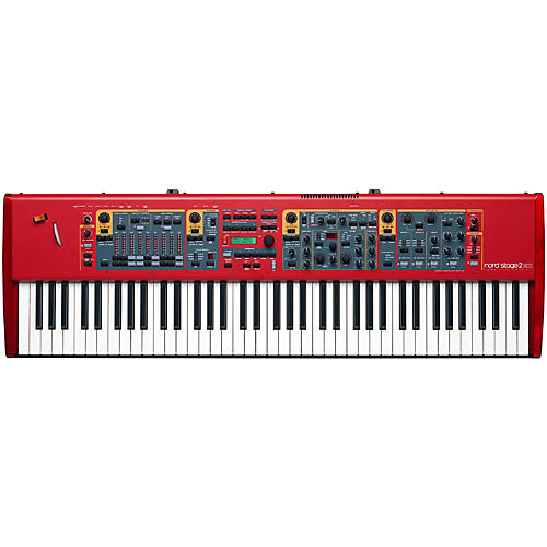 Nord STAGE 2 EX 76 Key Piano-thumbnail