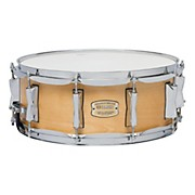 Yamaha STAGE SBS 1455CR CUSTOM BIRCH SNARE 14X5 5 IN CRANBERRY RED