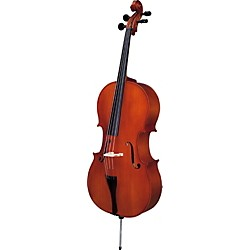 STRUNAL 4/15 Series Cello Outfit (4/15 FH 3/4)