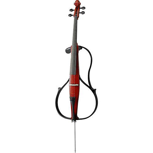 Yamaha SVC-110SK Silent Electric Cello Brown-thumbnail