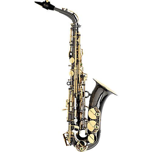 Keilwerth SX90R Black Nickel Model Professional Alto Saxophone-thumbnail