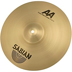 Sabian AA Extra Thin Crash Cymbal Brilliant (21736B)