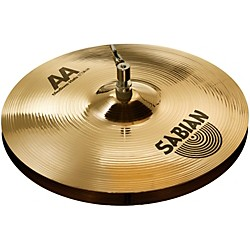 Sabian AA Regular Hats Brilliant Finish (21302B)
