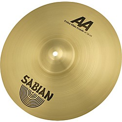 Sabian AA Series Extra Thin Crash Cymbal (21436)