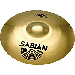 Sabian AAX Arena Medium Marching Cymbal Pairs (22122X_33365)