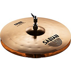 Sabian B8 Pro Rock Hi-Hats Brilliant (31403B)