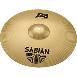 Sabian B8 Series Thin Crash Cymbal (41406)