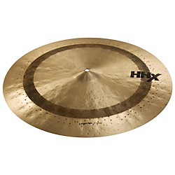 Sabian HHX 3-Point Ride Cymbal (12118XNJD)