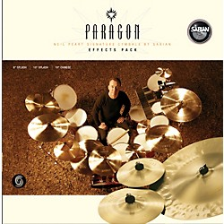 Sabian Neil Peart Paragon Effects Cymbal Pack Brilliant (NP5005BE)