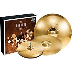 Sabian Neil Peart Paragon Performance Cymbal Pack Brilliant (NP5005B)