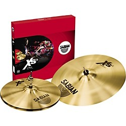 Sabian Xs20 2 Pack, Brilliant (XS5002B)