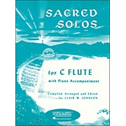 Hal Leonard Sacred Solos for C Flute with Piano