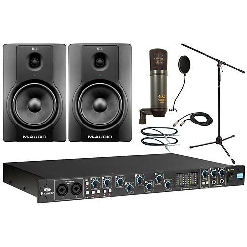 Focusrite Saffire Pro 40 MXL Package-thumbnail