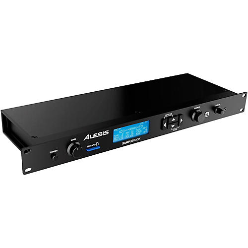 Alesis Sample Rack Percussion Module With Onboard Sound Storage-thumbnail