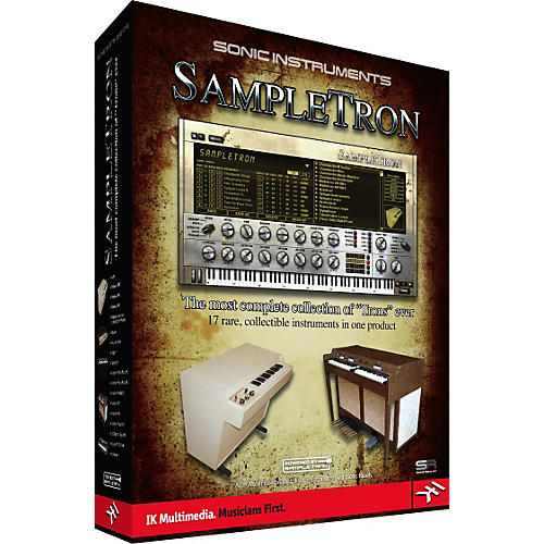 IK Multimedia SampleTron-thumbnail