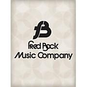 Fred Bock Music Sanctus 2-Part Composed by Gabriel Fauré