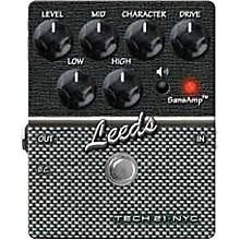 Tech 21 SansAmp Character Series Leeds Distortion Guitar Effects Pedal