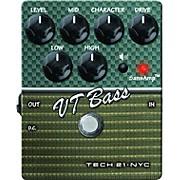 Tech 21 SansAmp Character Series VT Bass V2 Distortion Bass Effects Pedal