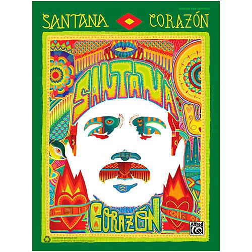Alfred Santana - Corazon Guitar TAB Book-thumbnail