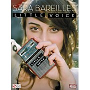 Cherry Lane Sara Bareilles - Little Voice For Easy Piano