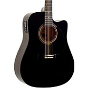 Savannah Savannah SO-SGD-10C Dreadnought Acoustic-Electric Guitar