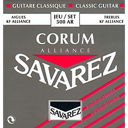 Savarez 500AR Alliance Corum Normal Tension Guitar Strings (50002)