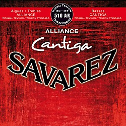 Savarez 510AR Alliance Cantiga Normal Tension Guitar Strings (50354)