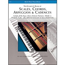 Alfred Scales Chords Arpeggios & Cadences - Complete Book Complete Book